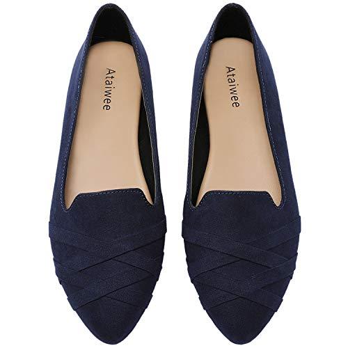 Zapatos De Ante  marca Ataiwee