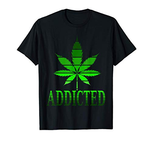 Marihuana Cannabis Weed 420 T-Shirt