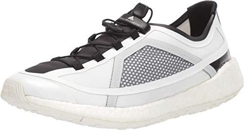 adidas by Stella McCartney Women's PulseBOOST HD S. Sneakers, Core White/Cream White/White, 7 Medium US