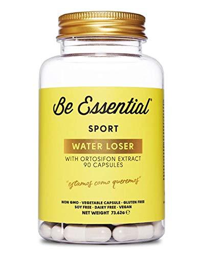 Be Essential - Water loser evita la retención de líquidos y pierde volumen forma sana y natural