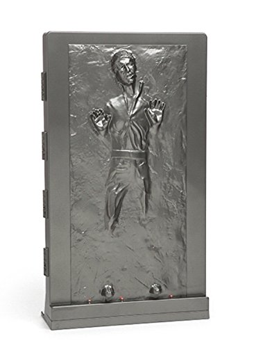 Star Wars Han Solo in Carbonite 3D Wall Statue
