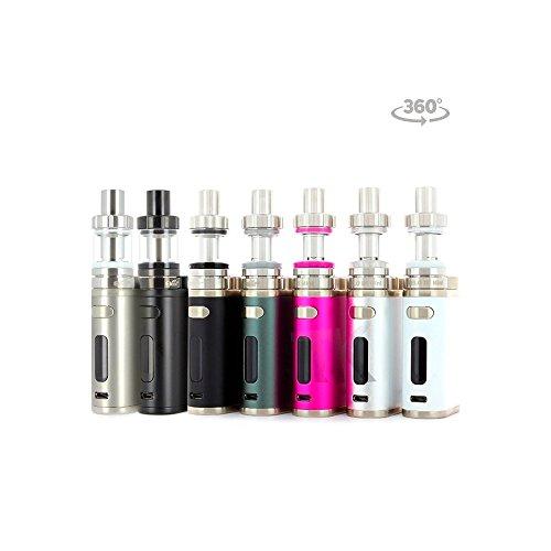 Eleaf Istick Pico Kit Box 75 W Melo 3 Mini Controllo della Temperatura Kit di Partenza senza Nicotina, Nero - 1 Prodotto