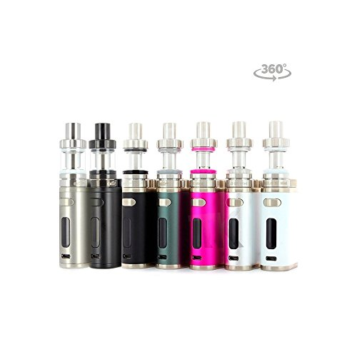 Eleaf Istick Pico Kit Box 75 W Melo 3 Mini NEGRO Starter Kit (producto sin nicotina)