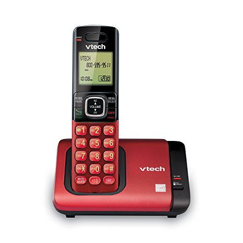 Teléfono Fijo Digital Bloqueo De Llamadas  marca VTech