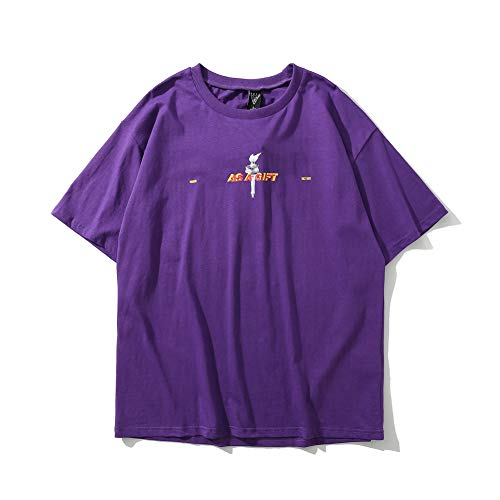 LoosePrintTshirtsStreetwearHipHopHarajukuCasualShortSleeveTeesSummerHipsterOversizedTShirts