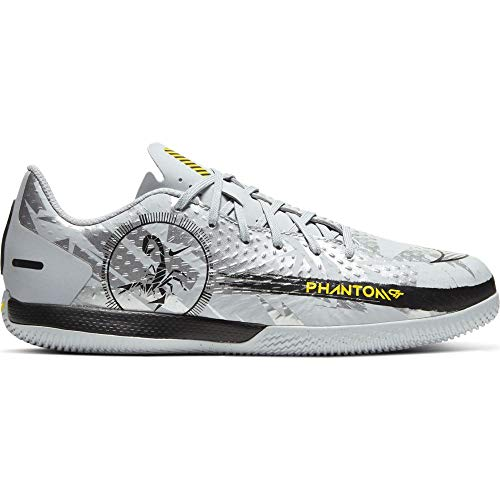 Nike, Scarpe da Calcio Unisex-Adulto, Argento, 33 EU