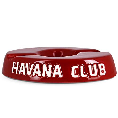 Havana Club Red Ferrari Dual Aschenbecher