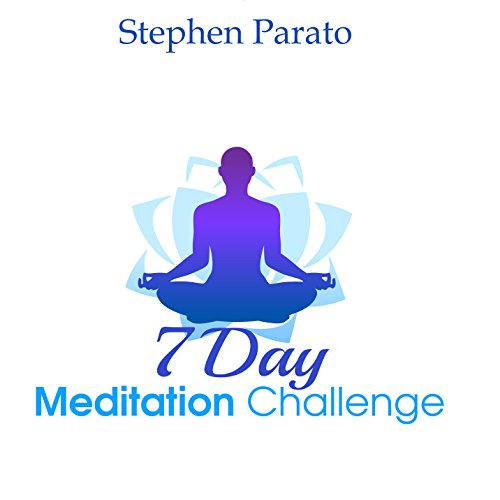 7 Day Meditation Challenge audiobook cover art