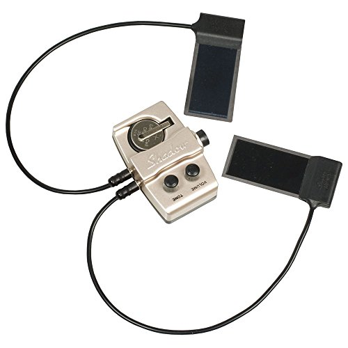 Shadow Electronics - Pick-up Double Bass per violino Nanoflex, con regolatore sonoro e di volume