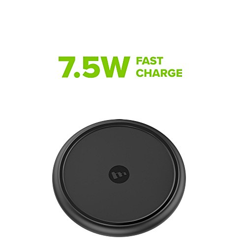 Mophie wireless charging base 7.5w...