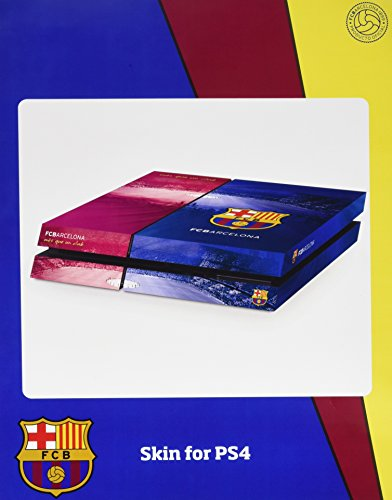FC Barcelona PlayStation 4 - Skin per console