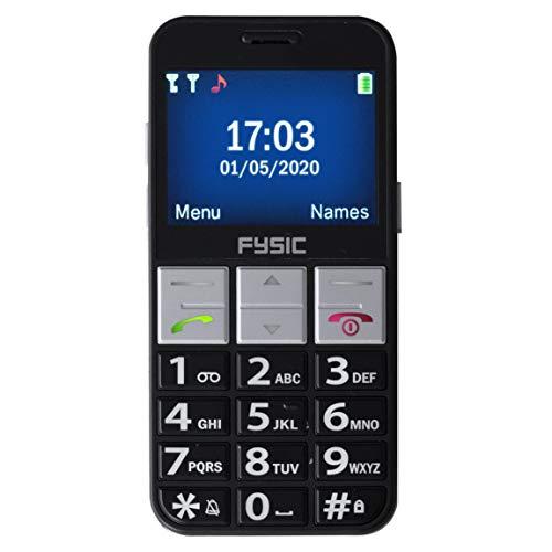Telefoon - Fysic FM-7810 Senioren mobiele telefoon