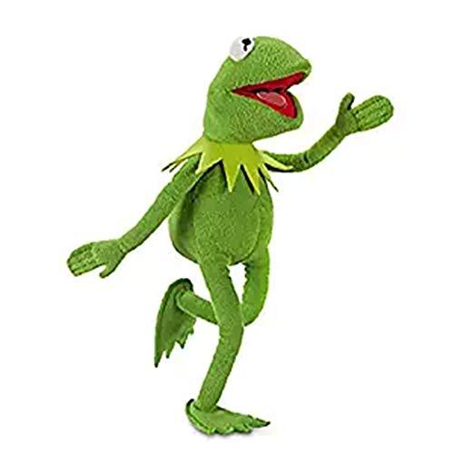 Lanmando 16 Inch The Muppets Kermit Frog Soft Stuffed Plush Figure