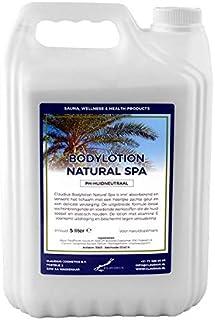 Bodylotion Natural Spa 5 liter