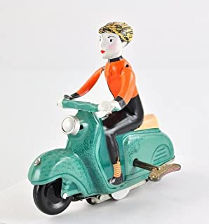 Best scooter girl tin toy Reviews