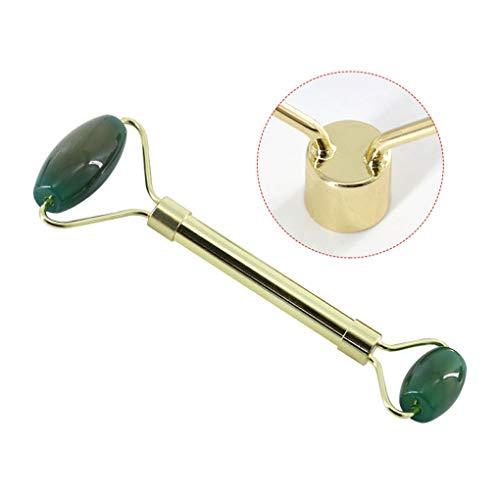 YUYAXPB Draagbaar gezichtsmassageapparaat, anti-aging tools, natuurlijke schoonheid, gereedschap voor hals, gezicht, ogen, hoofd, lichaam, voor lymfedrainage en uitnodigende rimpels