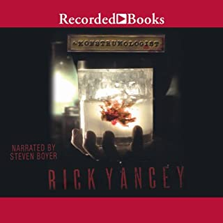 The Monstrumologist                   By:                                                                                                                                 Rick Yancey                               Narrated by:                                                                                                                                 Steven Boyer                      Length: 11 hrs and 33 mins     493 ratings     Overall 4.2