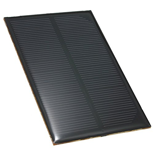 Amazon.es - 5V 1.2W Solar Panel (110 x 69mm)