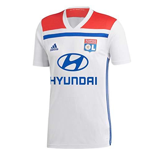 adidas 2018/2019 Olympique Lyon - Camiseta para Hombre, Hombre, Camiseta Local, CK3171,...