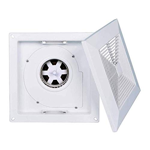 Ventilador de Escape Ventilador de ventilación de Techo, Potente Extractor de baño de Cocina, Extractor de baño, Extractor Ultrafino de Alta Potencia y bajo Nivel de Ruido Tipo Techo, Adecua
