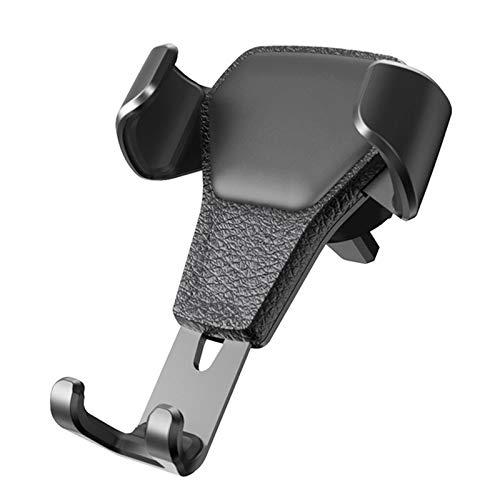 KYJ Auto Handyhalterung Universal Verstellbar Clip Vent Halterung Nicht Magnet Handyhalter Auto Handyhalter...