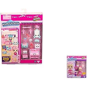 Shopkins Happy Places Bearly Ballet Class Dec | Shopkin.Toys - Image 1