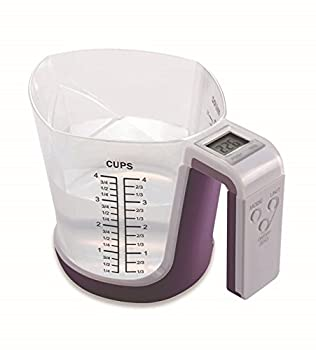 Digital Kitchen Scale and Measuring Cup