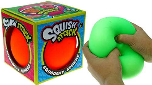 JA-RU Giant Stress Ball Stretchy Squishy Soft 4