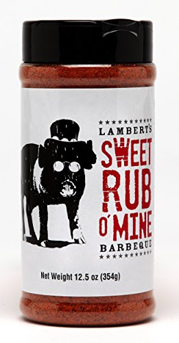 8. Lambert's Sweet Rub O' Mine (12.5 Ozs)