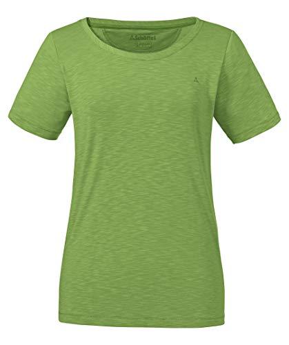 Schöffel Damen Verviers2 T-Shirt , greenery, 36