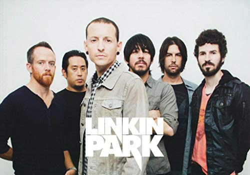 Desconocido Linkin Park The Hunting Party Póster Foto Living Things Camisa 004 (A5-A4-A3) - A5