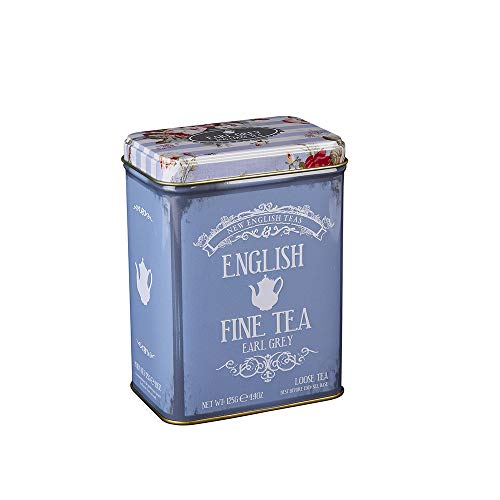 New English Teas Vintage Floral Earl Grey loose thee ((TT30)