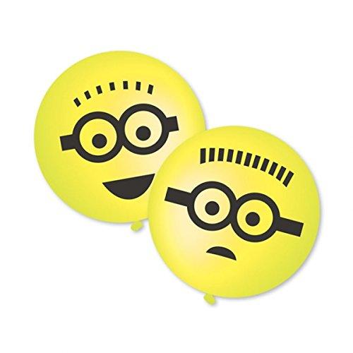 Minions Punch-Balls Latex Balloons