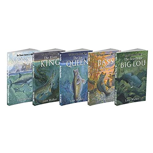 Compare Textbook Prices for The Fishing Chronicles Series 1st Edition ISBN 9781955657129 by Lane Walker