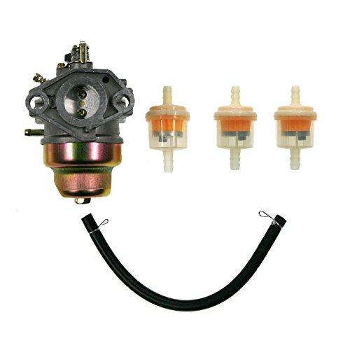 JRL Carburateur Brandstoffilter voor HONDA G300 Motor Motor Generator Grasmaaier Nieuw