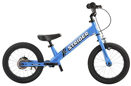 Strider Draisienne 14 Pouces Sport - Vélo sans pédale Enfants 3 à 7 Ans - Draisienne évolutive...