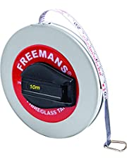 FREEMANS Leatherette Fibreglass Measuring Tape