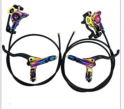 Bicycle Hydraulic Disc Brake For Mountain Bike MTB Front Rear Cycling Oil Disc