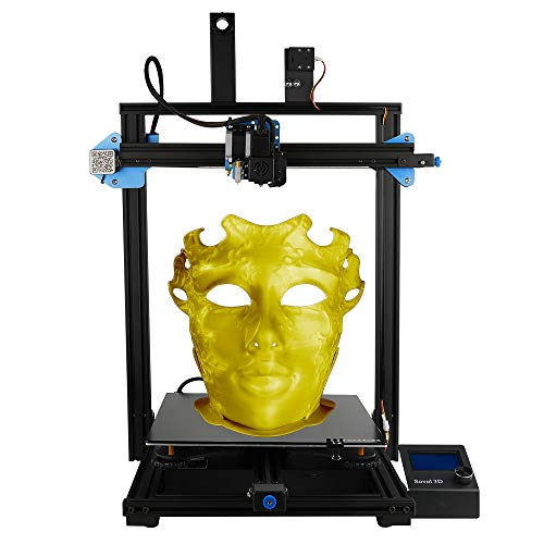 Sovol 3D SV03 3D Printer, Upgraded Larger Printing Size FDM 3D Printer with Direct Drive Extruder & BLTouch & Marlin TMC2208 Silent Board & Glass Bed 350 x 350 x 400 mm