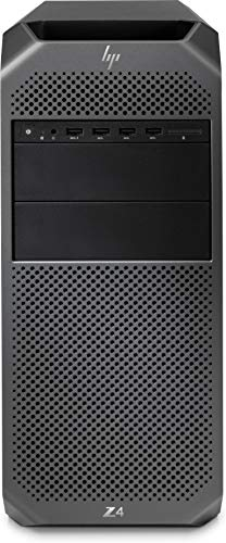 Price comparison product image HP Workstation Z4 G4 - MT - 4U - 1 x Xeon W-2125 / 4 GHz - RAM 16 GB - SSD 512 GB - HP Z Turbo Drive - no graphics - GigE - vPro - Win 10 Pro 64-bit - monitor: none - keyboard: UK