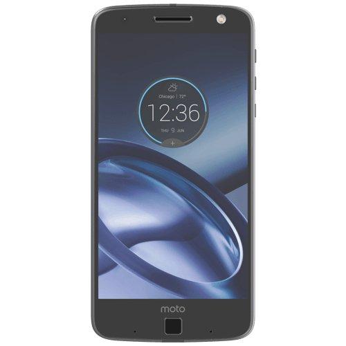 Lenovo Moto Z 14 cm (5.5') 4 GB 32 GB SIM Doble 4G Negro, Gris 2600 mAh - Smartphone (14 cm (5.5'), 4 GB, 32 GB, 13 MP, Android 6.0.1, Negro, Gris)