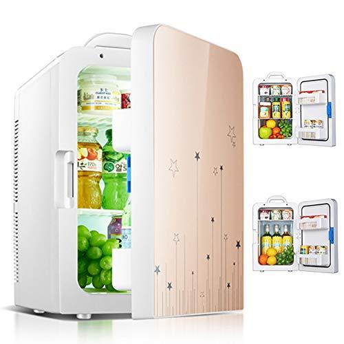 20L Compresor Portátil pequeña nevera Refrigerador del coche Coche del vehículo congelador...