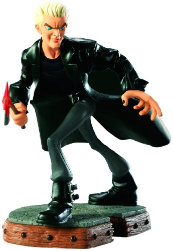 Electric Tiki Buffy the Vampire Slayer: 'Tooned Up' Ultimate Spike Maquette