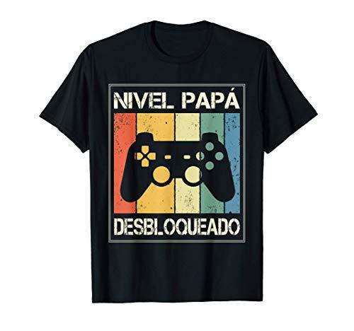 Hombre Papá 2021 Prácticas Divertida Futuro Novato Anuncio Embarazo Camiseta