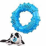 Kauspielzeug Hund,Hunde Kauspielzeug für Aggressive Kauer mit Robustes Hundespielzeug Kauen,Grosse Hunde,Inteligenzspielzeug für Extrem Mittlere und Große Zuhause Freien (Blau)