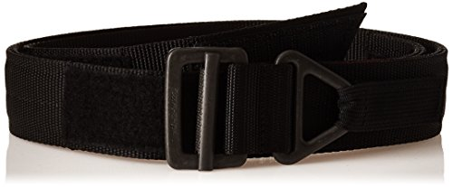 BLACKHAWK Black Instructor's Gun Belt (34-41-Inch)
