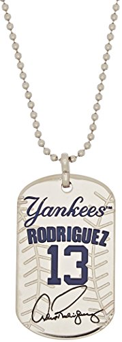 New York Yankees Rodriguez A. #13 Dog Tag