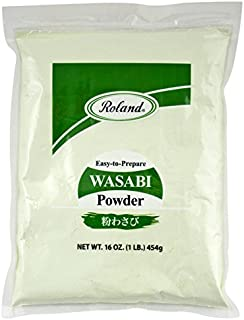 Roland Wasabi Powder, 16 Ounce (Pack of 2)