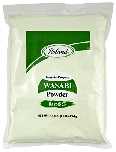 Roland Wasabi Powder 16 Ounce Pack of 2