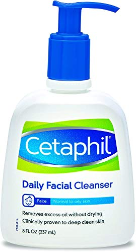 Cetaphil Daily Facial Cleanser For Normal To Oily Skin 235 ml (Reiniger)
